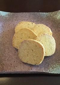 米粉のさくさくかぼちゃクッキー