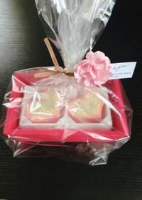 バレンタイン♡セリア♡簡単チョコタルト