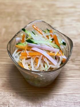 もやしときゅうりのナムル☆簡単サラダ