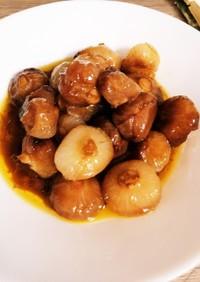 ミニ玉ねぎのイタリア風甘辛煮