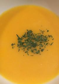 西洋かぼちゃのスープ