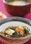 お弁当に!細切り昆布と竹輪の炒め物