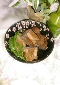 豚バラの酢煮