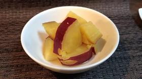 さっぱりデザート♪サツマイモのレモン煮
