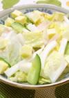 給食☆白菜のチーズサラダ