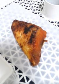 食品乾燥機で鮭ハラミ西京焼きの乾燥