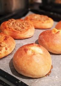 ビニール袋1時間!グラム計らずできるパン