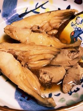 【基本】魚の煮付け