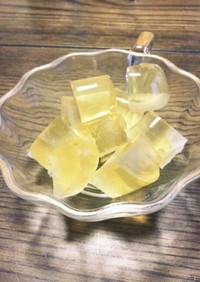 材料4つで超簡単♡はちみつレモングミ
