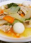 具沢山で美味しい♫白菜と豚肉の中華風旨煮
