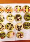 子供が喜ぶキャラクタークッキー♪