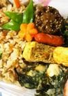 今日のお弁当☆炊き込みご飯弁当