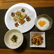 ヨウサマの減塩朝食手抜きリッチ  ⑰の写真