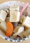 高野豆腐入り煮物(煮物アレンジレシピ)