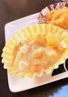 【離乳食中期7ヶ月〜】白身魚のクリーム煮