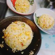 創味シャンタンで『たくあんチャーハン』の写真