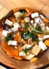 鶏と厚揚の煮物(高野豆腐もOK)2002