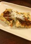 豆腐とひじきのつくねバーグ