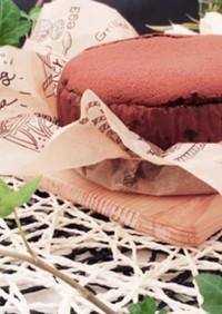 ♡簡単♡おからチョコレートチーズケーキ