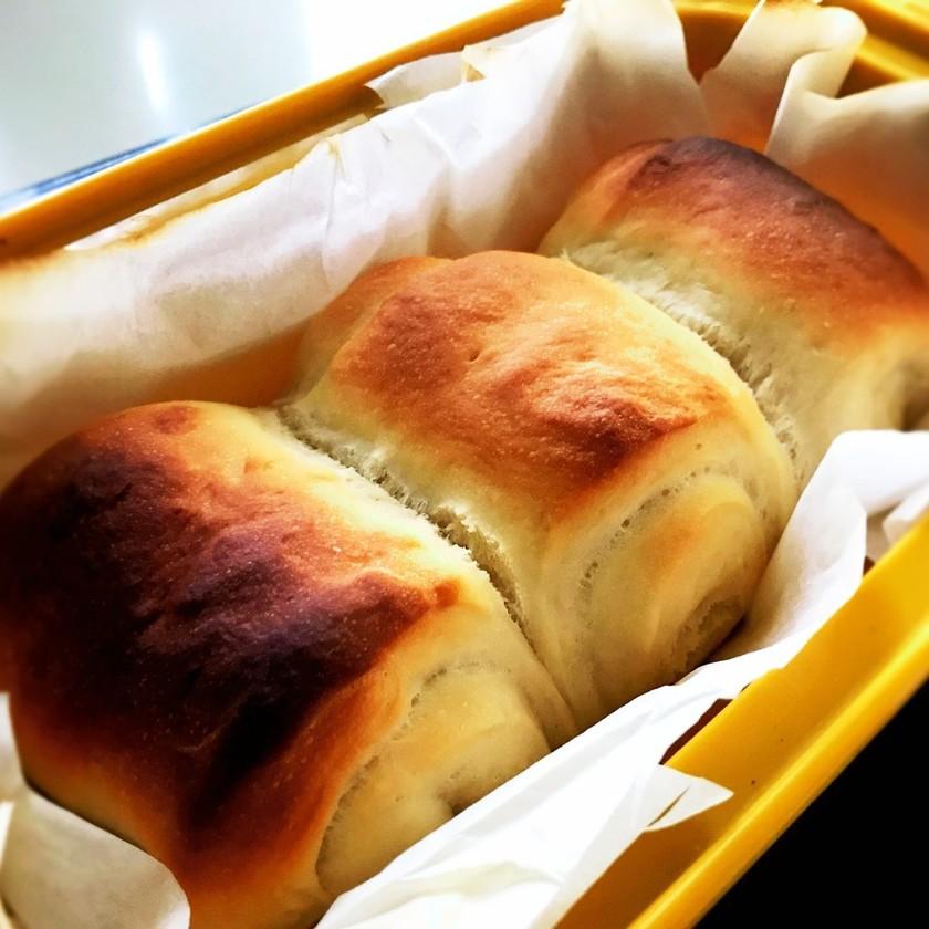 簡単 食パン