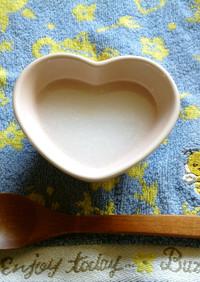 離乳食 初期 6ヶ月 炊飯器で10倍粥