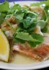 魚と野菜のレンジ蒸し