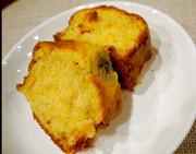 米粉のバナナパウンドケーキの写真