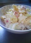 うちの定番タマゴサラダ