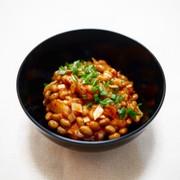 【簡単30秒】キムチ納豆の写真