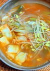 韓国風豆もやしのスープ✿コンナムルクッ