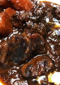 【圧力鍋で簡単♪】牛肉のワイン煮込み