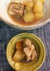 豚の角煮黒胡椒風味