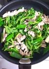 ケトジェニック 低糖質肉香味野菜炒め