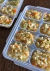 離乳食中期 野菜たっぷり納豆とろとろ煮