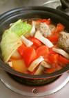 小松鍋(トマト鍋タイプ)