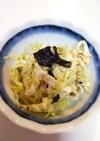 シンプル♪キャベツ海苔かつお節サラダ♪