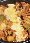 お野菜たっぷりチーズタッカルビ