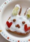 9ヶ月〜離乳食♡ココア蒸しパン