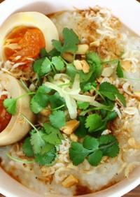 ✾台湾風鶏がゆ✾
