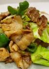 味付け簡単☆豚ばら肉とキャベツの味噌炒め
