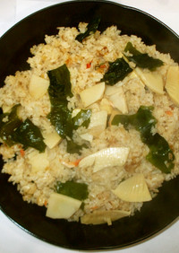 筍ご飯♪簡単炊飯器