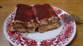 ティラミス ・イタリアのお菓子