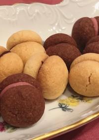 さくほろクッキー♡ バーチ・ディ・ダーマ