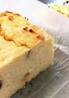 おからとヨーグルトとHMでチーズケーキ風