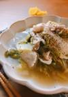 白菜1/4消費!簡単♡とろとろ豚バラ白菜