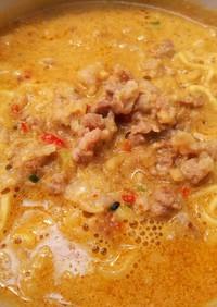 サッポロ一番・スーパー胡麻味醤油ラーメン