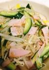簡単☆もやしの中華サラダ