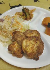 鶏むね肉のふわふわ♡ピカタ風マヨソテー