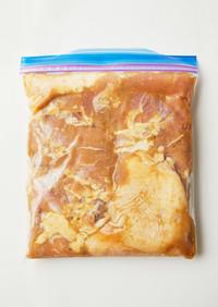 下味冷凍 糀甘酒の揚げないチキン南蛮