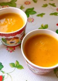 簡単ヘルシー♪かぼちゃ豆乳プリン